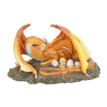 THE BROOD DRAGON FIGURINE